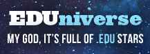 Small EDUniverse Badge
