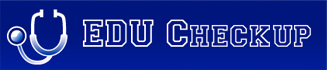 EDU Checkup logo